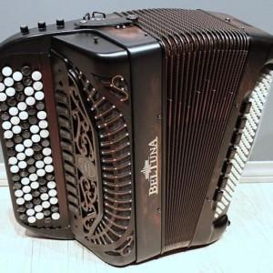 Beltuna 5-riviset harmonikat
