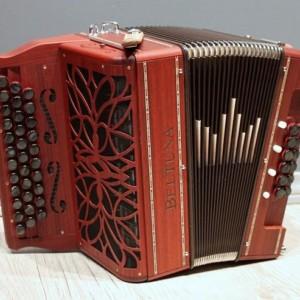 Beltuna diatoniset harmonikat