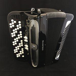 Käytetty harmonikka Giulietti